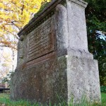 broad tombstone