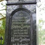 Stephan Jantzen's gravestone