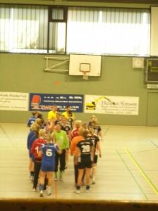 Rostocker HC plays in the 3rd handball division