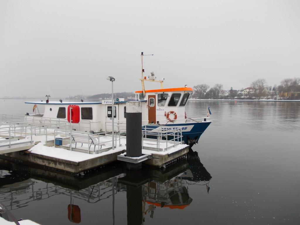 Kabutzenhof Ferry