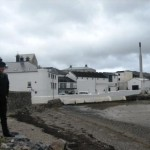 Smoky, peaty heaven on the water at Bowmore