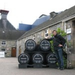Probably the most tourist-friendly distillery there is.