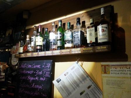 geier whisky shelf