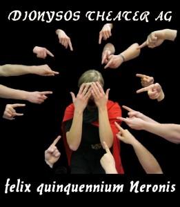 felix quinquennium Neronis - poster, 2012