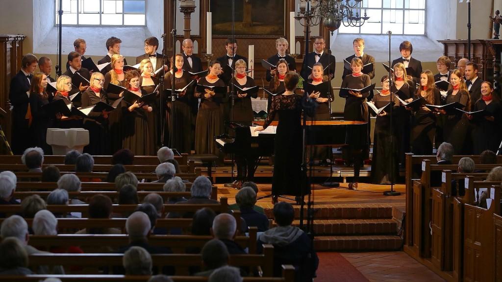 Chamber Choir of the Music Academy