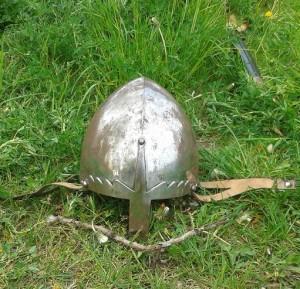 Slaw Helmet about 10th century