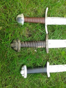 Swords - Handle and Guard