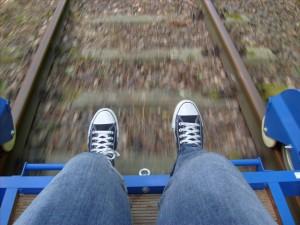 Kick back and enjoy the ride!