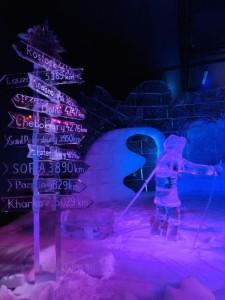 At the polar circle