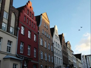 The historic gabled houses of the Hanseatic merchants are a landmark of Rostock's past © A. Mastmeyer