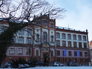 Rostock University (main building)