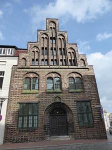 Former storehouse