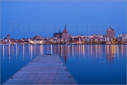 Rostock harbour
