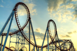A typical rollercoaster as described by R. keating