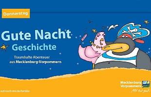 Cover Gute Nacht Geschichten