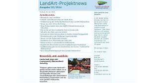 LandArt-Newsletter