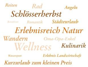 Themen Herbst-Winter-Kampagne 2015