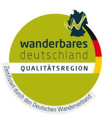 Qualitätsregion Wanderbares Deutschland