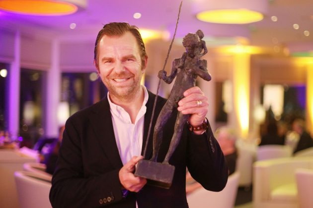 Robert Dahl wurde mit dem zehnten Tourismuspreis des Landes geehrt. Foto: TMV/Gohlke