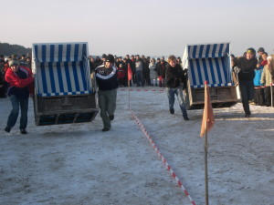 Winterstrandkorbfest, Foto: TV Usedom