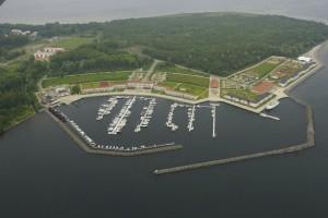 die Fünf-Sterne-Marina in Boltenhagen, Foto: www.marina-boltenhagen.de